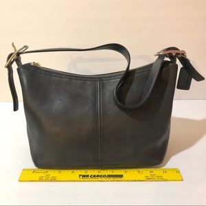 Coach Legacy 9883 Shoulder Bag Hobo Color Black